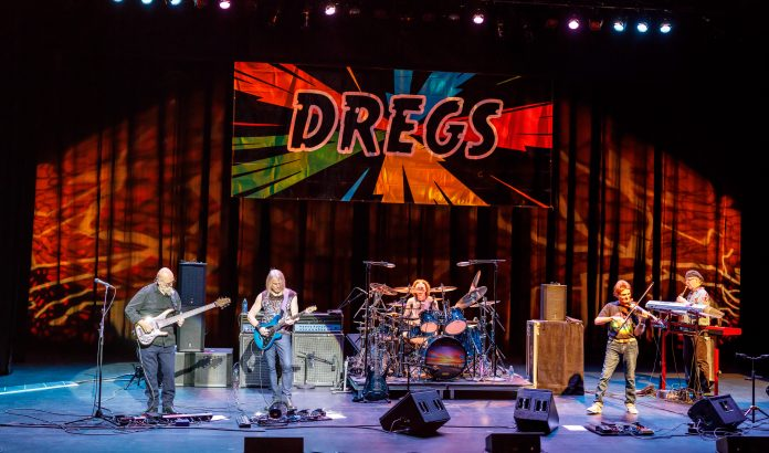 dawn of the dregs 2018 tour at scottsdale center for the performing arts beneath a desert sky. Black Bedroom Furniture Sets. Home Design Ideas
