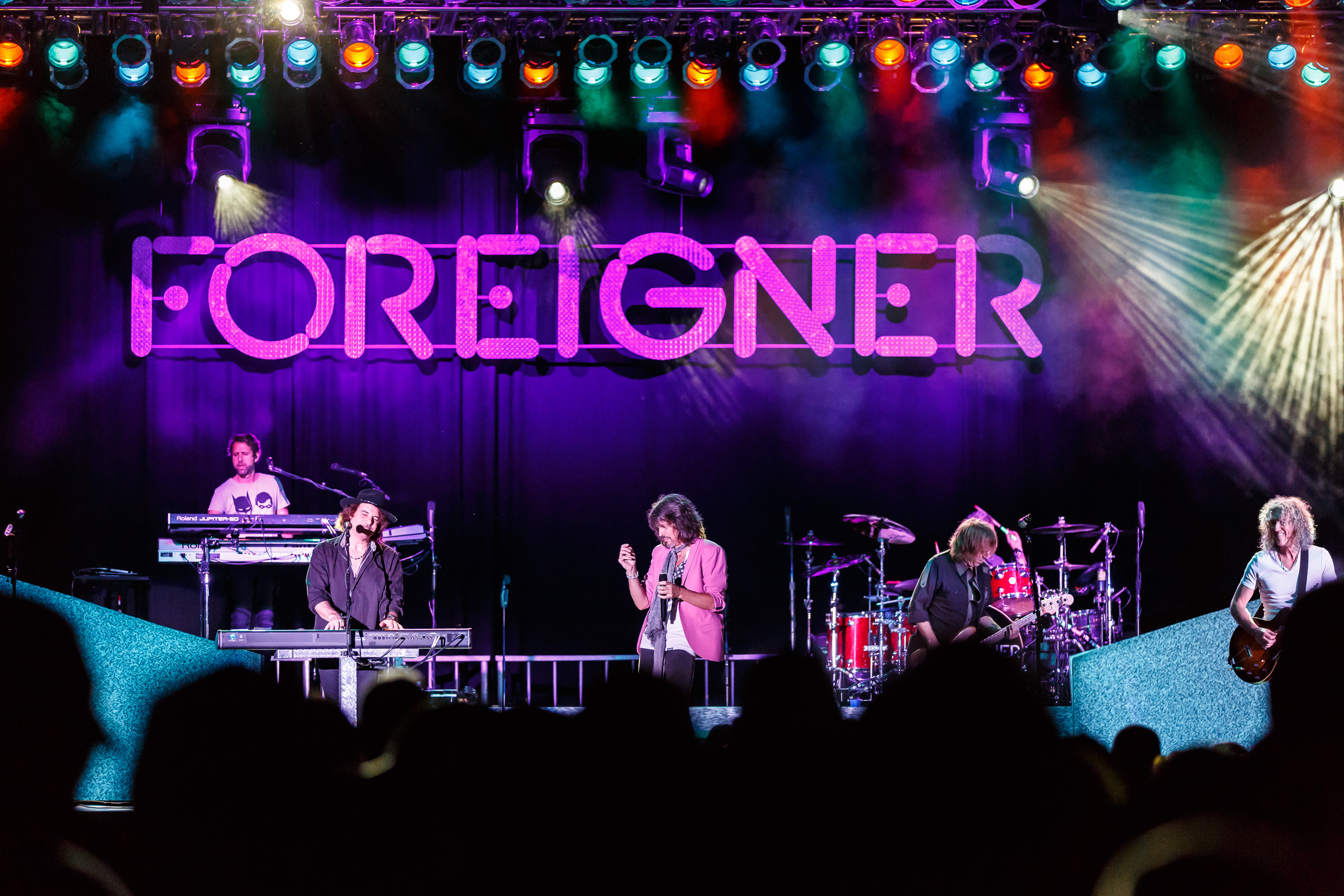 Foreigner: The Hits On Tour   Live! Casino & Hotel