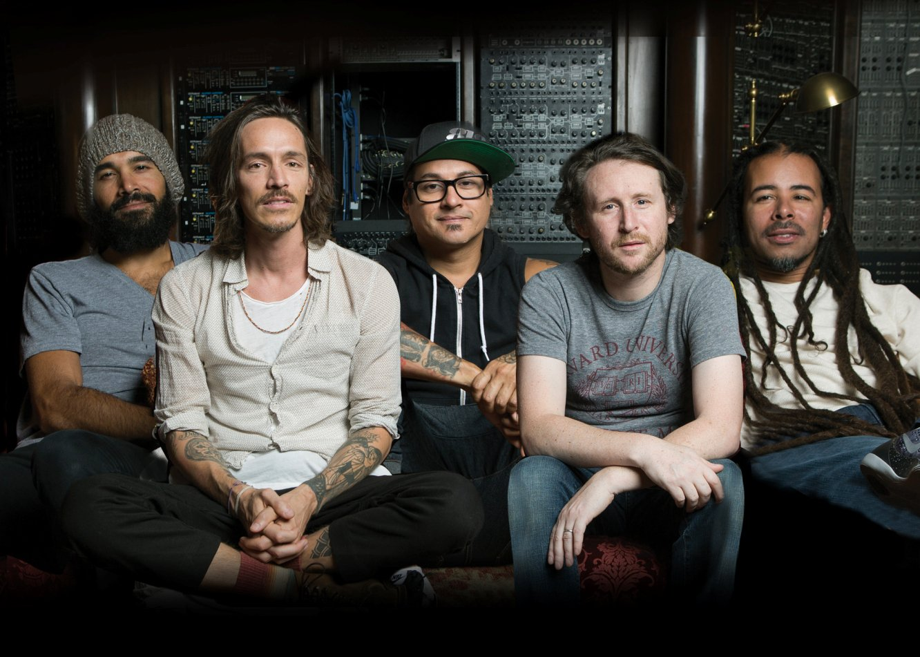 incubus tour with special guest jimmy eat world stops in phoenix